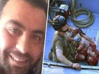 Beyrut'ta liman çalışanı patlamadan 30 saat sonra denizde canlı bulundu