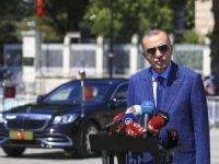 Cumhurbaşkanı Erdoğan'dan İnce ve Akşener yorumu