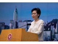 ABD'den Hong Kong Lideri Carrie Lam'a ekonomik yaptırım kararı