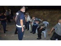 Kırıkkale'de düğün-nişan organizasyonlarında 'korona' denetimi