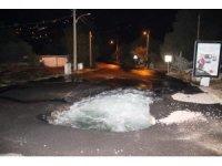 Bodrum'da evleri, iş yerlerini su bastı, esnaf isyan etti