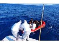 9 sığınmacı kurtarıldı