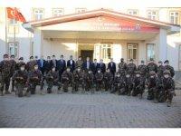 Emniyet Genel Müdürü Aktaş Kilis'te