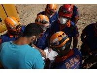 Türk ekipleri, Beyrut Limanı'ndaki arama kurtarma faaliyetlerine devam ediyor
