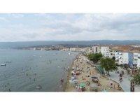 Bursa sahilleri, korona virüs tedbirlerine ayak uydurmaya çalışıyor
