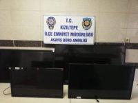 Hırsızlık eşyalarını satın alan kişi yakalandı