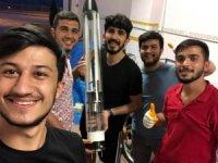 Bartın Üniversitesi öğrencileri TEKNOFEST'te finale kaldı