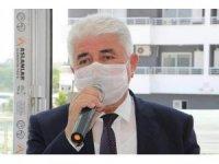 AK Parti Hatay Milletvekili Türkoğlu'nun korona virüs testi pozitif çıktı