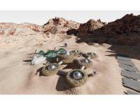 Mars'ta yaşam alanı tasarımına ödül