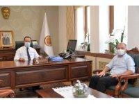 AK Parti Bilecik İl Başkanı Karabıyık'tan Vali Şentürk'e teşekkür