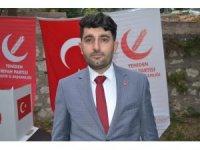 Yeniden Refah Partisi Bilecik Merkez İlçe Kongresi yapıldı