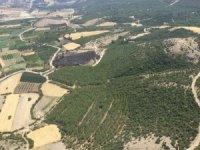 Çanakkale'de tarım arazisindeki yangın kontrol altında