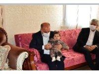 Emniyet Genel Müdürü Mehmet Aktaş Hatay'da