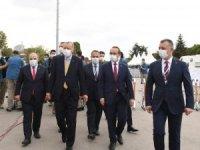 Cumhurbaşkanı Erdoğan, Türkiye'ye güç katacak tesisleri hizmete açtı…(2)