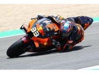 MotoGP'ye Red Bul KTM damgası