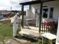 Karakum Sosyal Tesisi'nde bir çalışanın Covid-19 testi pozitif çıktı