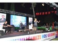 Büyükşehir Belediyesinin yaz konserleri ilçelere yayıldı