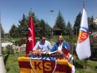 Kayserispor'da Bayram Bektaş dönemi başladı