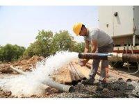 Yeni su kaynakları ile yüzde 60 kayıp kaçak su oranın önüne geçildi