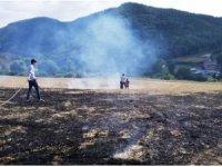 İtfaiyeden orman ve anız yangını uyarısı