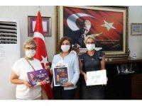 Mezitli kadın üretici pazarı Safranbolu'da anlatıldı