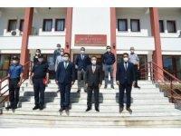 Vali Aksoy'dan Buharkent ziyareti