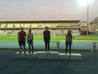 Vanlı atletler Trabzon'dan 5 madalyayla döndüler