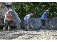 "Kibar: ""30 kilometre beton yol planladık"""