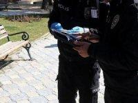 Ankara'da maske takmayan 1147 kişiye 1 milyon lira ceza