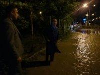 """Rize Belediye Başkanı Rahmi Metin: """"Derenin kontrol altına alınması daha büyük felaketleri engelledi"""""""