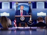 """Trump, Gizli Servis'in """"iyi bir iş"""" çıkardığını vurguladı, teşekkürlerini sundu"""