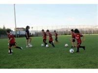 Eskişehirspor'da altyapı hareketliliği