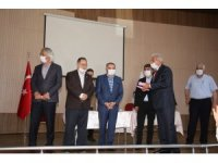 Oltu Birlik ve Beraberlik Vakfı'nda geleneksel bayramlaşma buluşması