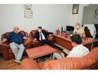 Başkan Fadıloğlu, talepleri yerinde dinliyor