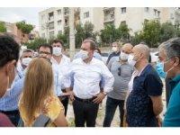 Mersin Büyükşehir Belediyesi, taziye evi taleplerine yanıt vermeye başladı