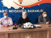 AK Parti Nevşehir Kadın Kolları Başkanlığı, Dilipak hakkında suç duyurusunda bulundu