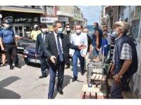 """Vali Karaömeroğlu: """"Mutlu şehir Sinop'umuzu sağlıklı şehir yapmak istiyoruz"""""""