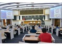 Meram Belediyesinde 'Hizmet İçi Eğitimler' kaldığı yerden devam ediyor