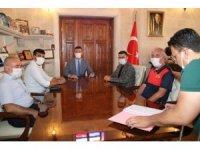 Ürgüp Belediyesi ile Hizmet İş Sendikası arasında toplu iş sözleşmesi imzalandı