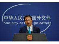 """Çin'den ABD'ye Tayvan tehdidi: """"Ateşle oynayanlar yanar"""""""