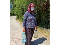 Serdaroğlu köyünde vatandaşlar taşıma su ile ihtiyacını gideriyor