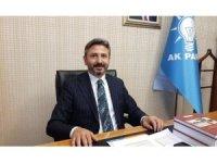 Milletvekili Aydın'dan AK Parti'nin 19. Kuruluş Yıl Dönümü mesajı