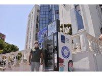 Kuşadası Belediyesi maskematikleri hizmete girdi
