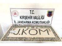 Kırşehir jandarmasından tarihi eser operasyonu
