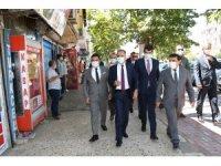 Vali Mahmut Çuhadar'dan Gölbaşı ilçesine ziyaret