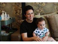SMA hastası bebeğin annesinden tepki