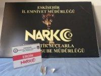 Eskişehir'de uyuşturucu operasyonu: 3 tutuklama