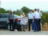 Konya'da eyleme sahne olan kavşakta inceleme
