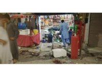 Pakistan'da dükkana bombalı saldırı: 1 çocuk öldü
