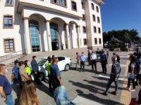 Simav'da maske takmayan 21 kişiye idari para cezası uygulandı